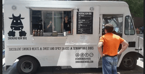 Smoking Kow food truck